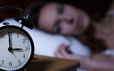 INSOMNIA:  6 Tips on how to get a better night's sleep.